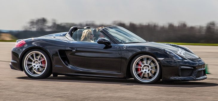 Lackschutzfolierung Porsche Spyder