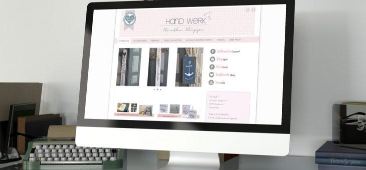 Webdesign – Handwerk Klippe
